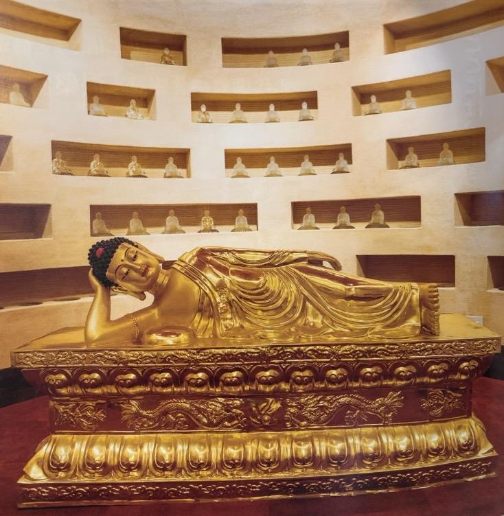 あべの泰清寺 納骨堂